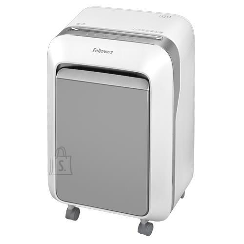 Fellowes SHREDDER POWERSHRED LX211/WHITE 5050301 FELLOWES
