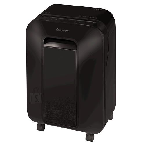 Fellowes SHREDDER POWERSHRED LX201/BLACK 5050001 FELLOWES