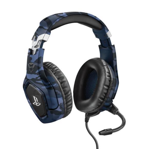 Trust HEADSET GXT488 FORZE-B PS4/BLUE 23532 TRUST