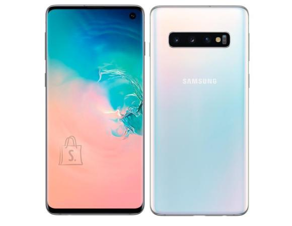 Samsung MOBILE PHONE GALAXY S10 128GB/WHITE SM-G973FZWD SAMSUNG