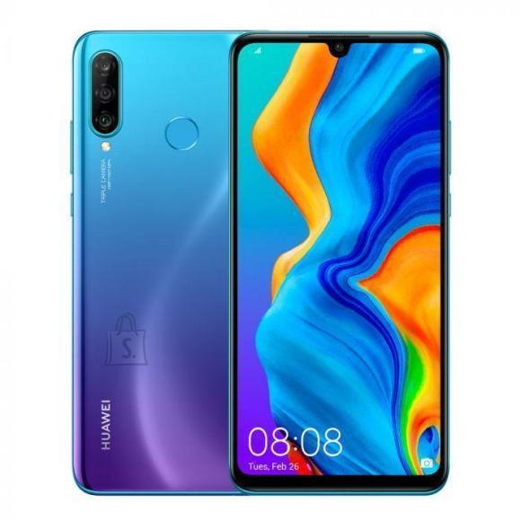 Huawei MOBILE PHONE P30 LITE 64GB/PEACOCK BLUE 51094VCL HUAWEI