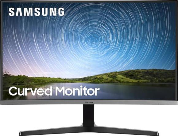 Samsung LCD Monitor|SAMSUNG|C32R500FHU|32"