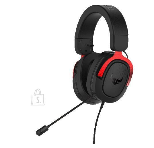 Asus HEADSET TUF GAMING H3/RED 90YH02AR-B1UA00 ASUS