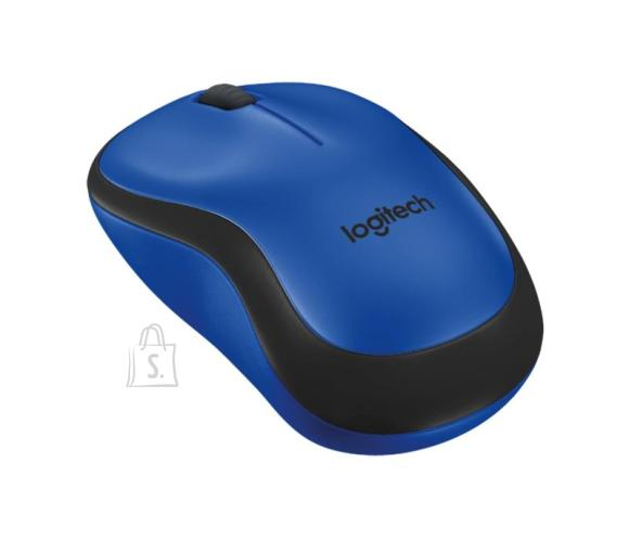 Logitech MOUSE USB OPTICAL WRL M220/SILENT BL 910-004879 LOGITECH