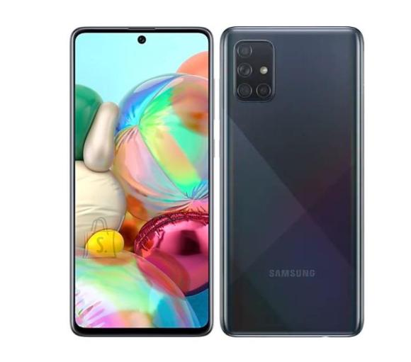 Samsung MOBILE PHONE GALAXY A71/BLACK SM-A715FZKU SAMSUNG