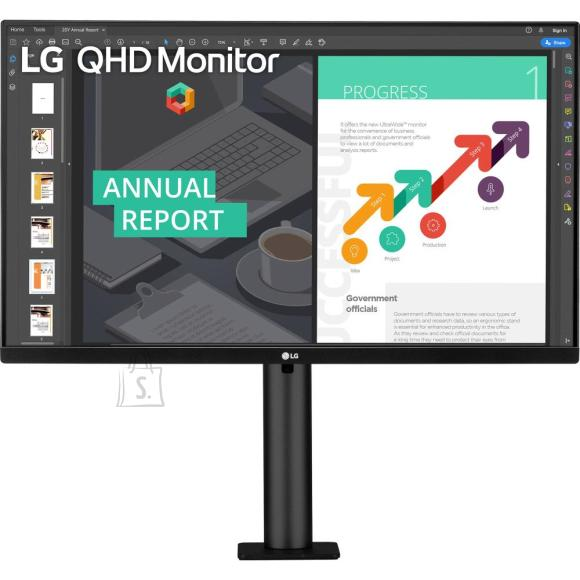 LG LCD Monitor|LG|27"