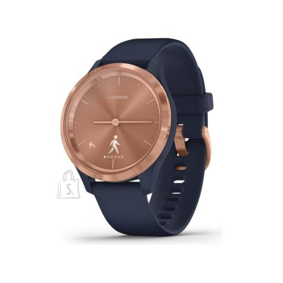Garmin SMARTWATCH VIVOMOVE 3S/GOLD/NAVY 010-02238-23 GARMIN