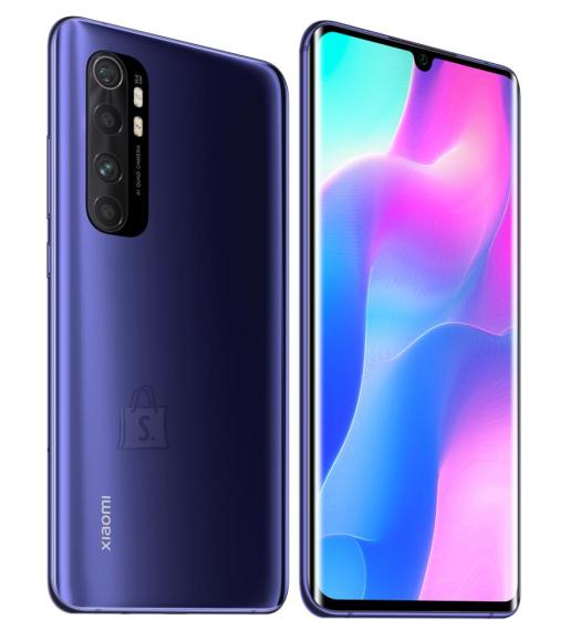 Xiaomi MOBILE PHONE MI NOTE 10 LITE/128GB PURPLE MZB9220EU XIAOMI