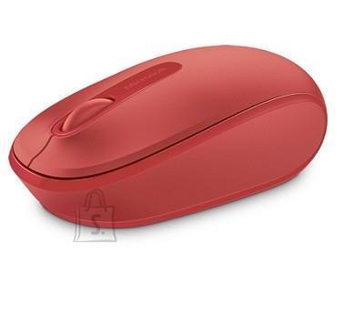 Microsoft MOUSE USB OPTICAL WRL MOBILE/1850V2 RED U7Z-00034 MS