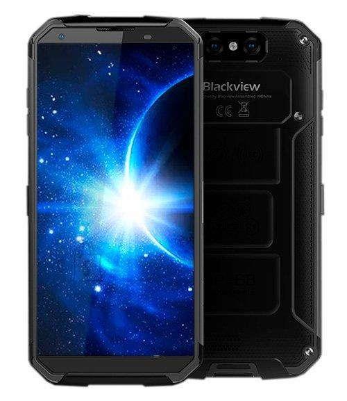 Blackview MOBILE PHONE BV9500 PLUS/BLACK BLACKVIEW