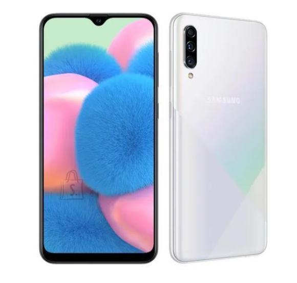 Samsung MOBILE PHONE GALAXY A30S 64GB/WHITE SM-A307FZWVXEO SAMSUNG