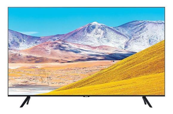 "Samsung TV Set SAMSUNG 4K/Smart 55"" 3840x2160 Wireless LAN Bluetooth Tizen Colour Black UE55TU8002KXXH"