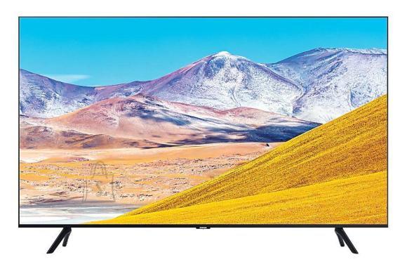 "Samsung TV Set|SAMSUNG|4K/Smart|50""|3840x2160|Wireless LAN|Bluetooth|Tizen|Colour Black|UE50TU8002KXXH"