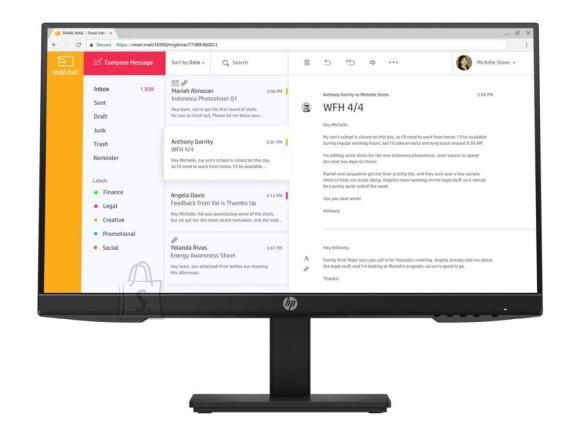 HP LCD Monitor|HP|P24h|23.8"