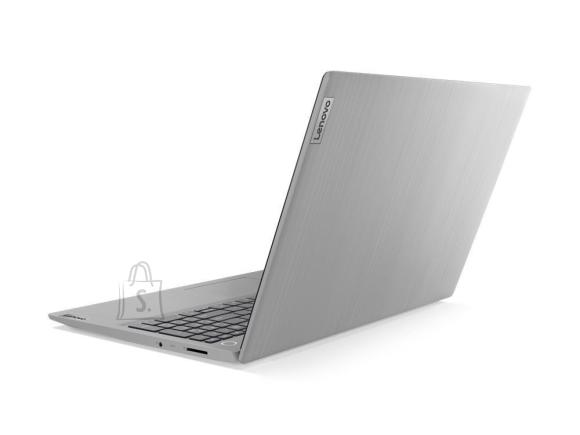 "Lenovo Notebook LENOVO IdeaPad 3 15IIL05 CPU i5-1035G1 1000 MHz 15.6"" 1920x1080 RAM 8GB DDR4 2667 MHz SSD 256GB Intel UHD Graphics Integrated ENG Platinum Grey 1.85 kg 81WE0063PB"