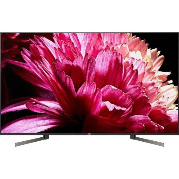 "Sony TV Set SONY 4K/Smart 54.6"" 3840x2160 Wireless LAN Bluetooth Android Colour Black / Silver KD-55XG9505BAEP"