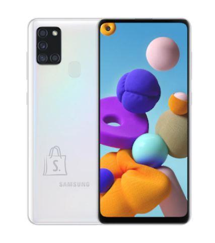 Samsung MOBILE PHONE GALAXY A21S/WHITE SM-A217FZWN SAMSUNG
