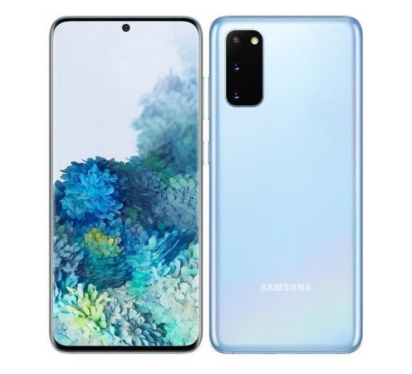 Samsung MOBILE PHONE GALAXY S20/BLUE SM-G980FLBD SAMSUNG