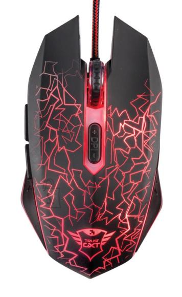 Trust MOUSE USB OPTICAL GXT 105/GAMING 21683 TRUST