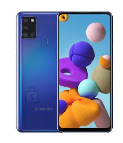 Samsung MOBILE PHONE GALAXY A21S/BLUE SM-A217FZBN SAMSUNG