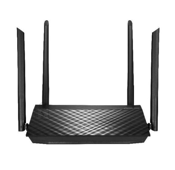 Asus Wireless Router|ASUS|Wireless Router|1267 Mbps|USB 2.0|1 WAN|4x10/100/1000M|Number of antennas 4|RT-AC58UV3