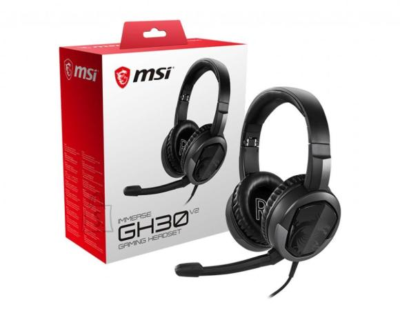 MSI HEADSET/IMMERSE GH30 V2 MSI