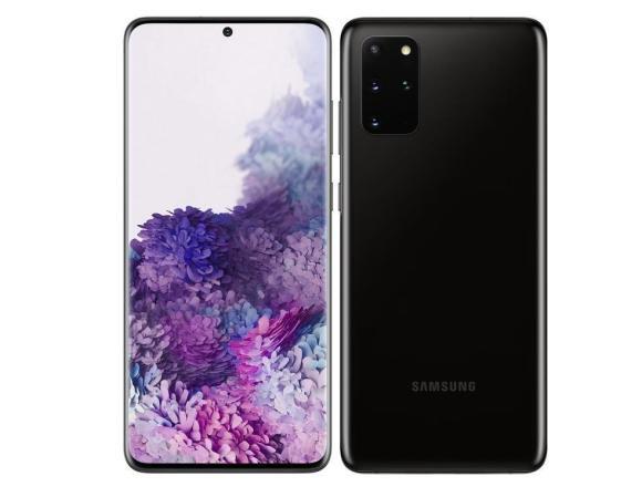 Samsung MOBILE PHONE GALAXY S20+ 5G/BLACK SM-G986BZKD SAMSUNG