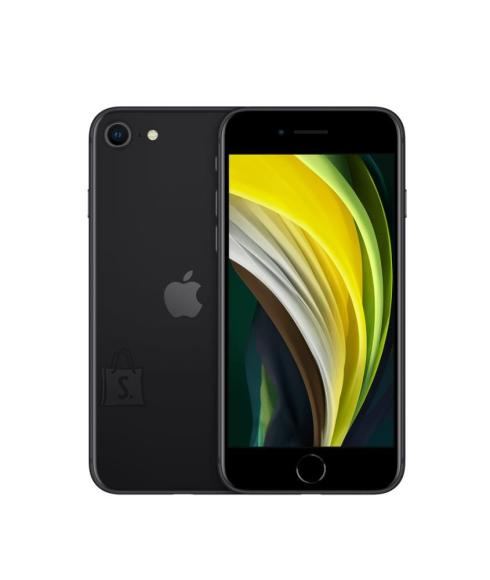 Apple MOBILE PHONE IPHONE SE (2020)/256GB BLACK MXVT2 APPLE