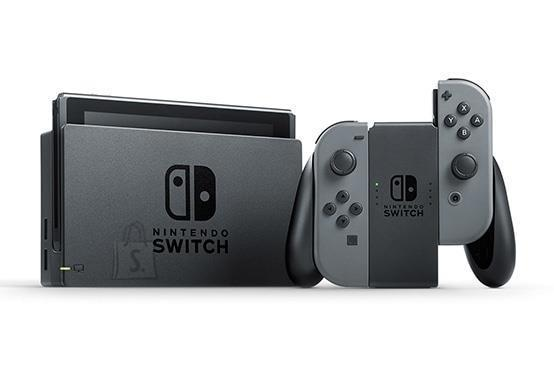 Nintendo CONSOLE SWITCH/GRAY 10002199 NINTENDO