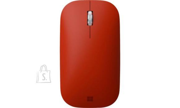 Microsoft MOUSE BLUETH OPTICAL SURFACE/MOBILE RED KGY-00056 MS