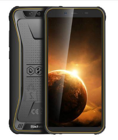 Blackview MOBILE PHONE BV5500 PLUS/YELLOW BLACKVIEW