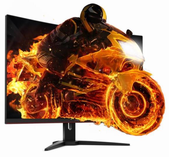 "AOC LCD Monitor|AOC|C32G1|31.5""|Gaming/Curved|Panel VA|1920x1080|16:9|1 ms|Tilt|Colour Black / Red|C32G1"