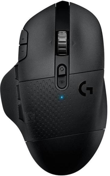 Logitech MOUSE USB OPTICAL WRL G604/BLACK 910-005649 LOGITECH