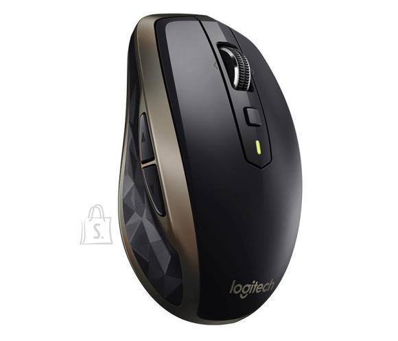 Logitech MOUSE USB LASER WRL MX/ANYWHERE2 910-005215 LOGITECH