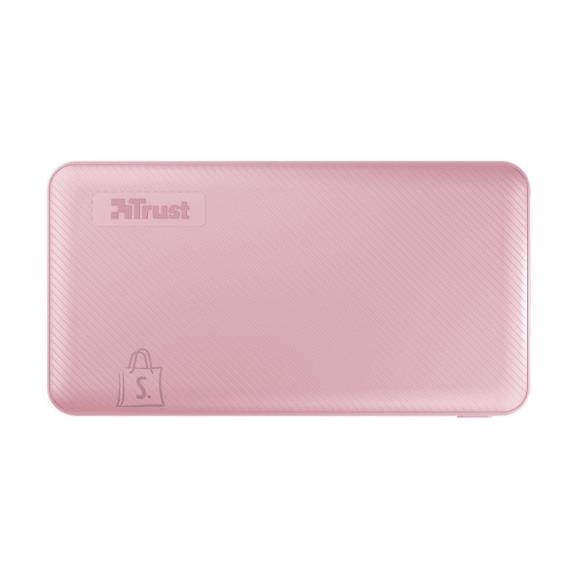 Trust POWER BANK USB 10000MAH/PRIMO PINK 23897 TRUST