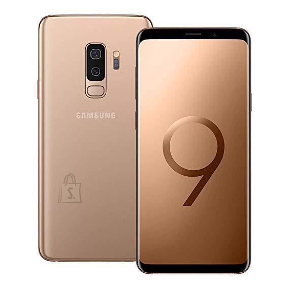 Samsung MOBILE PHONE GALAXY S9 PLUS/256GB GOLD SM-G965FZDH SAMSUNG