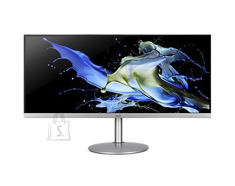 "Acer LCD Monitor|ACER|CB342CKCSMIIPHUZX|34""|21 : 9|Panel IPS|3440x1440|21:9|1 ms|Speakers|Height adjustable|Tilt|Colour Black / Silver|UM.CB2EE.C01"