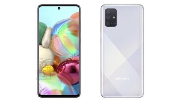 Samsung MOBILE PHONE GALAXY A51 128GB/SILVER SM-A515FMSV SAMSUNG