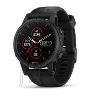Garmin SMARTWATCH FENIX 5S PLUS/SAP/BLACK 010-01987-03 GARMIN