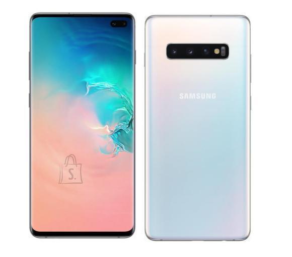 Samsung MOBILE PHONE GALAXY S10+ 128GB/WHITE SM-G975FCWDSEB SAMSUNG