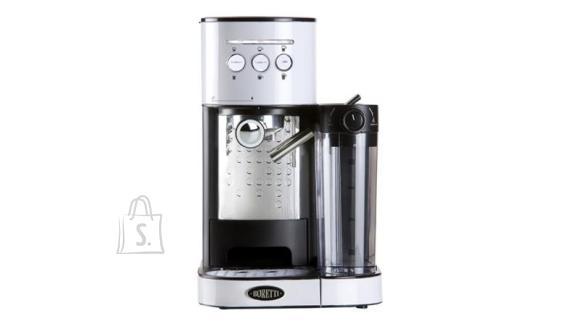 Espressomasin/WHITE B402 BORETTI