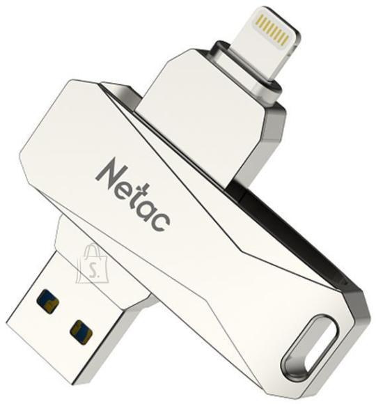 MEMORY DRIVE FLASH LIGHT. 64GB/NT03U652L-064G-30PN NETAC