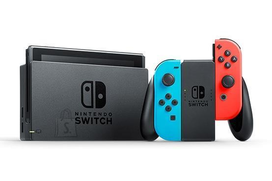 Nintendo CONSOLE SWITCH/RED/BLUE 10002207 NINTENDO