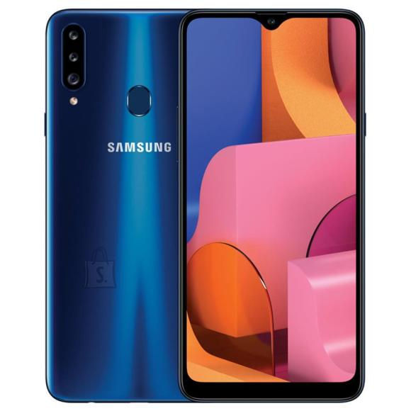 Samsung MOBILE PHONE GALAXY A20S 32GB/BLUE SM-A207FZBD SAMSUNG