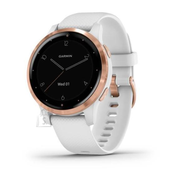 Garmin SMARTWATCH VIVOACTIVE 4S/WHITE/ROSE 010-02172-23 GARMIN