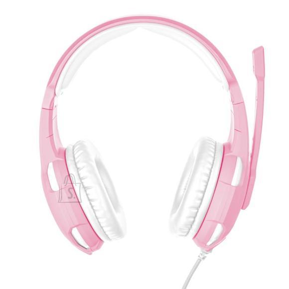 Trust Kõrvaklapid GXT310P 23203 TRUST, roosad