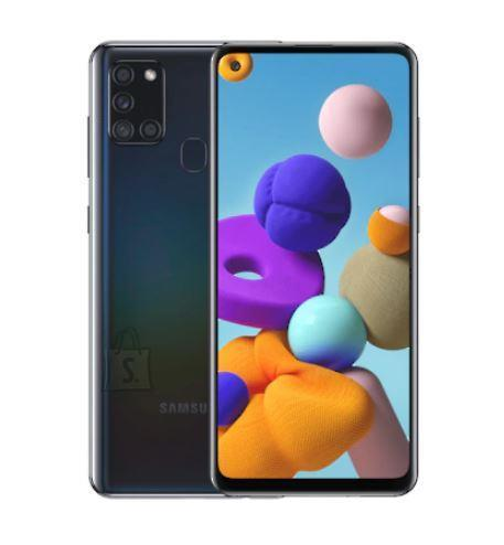 Samsung MOBILE PHONE GALAXY A21S/BLACK SM-A217FZKUEUD SAMSUNG