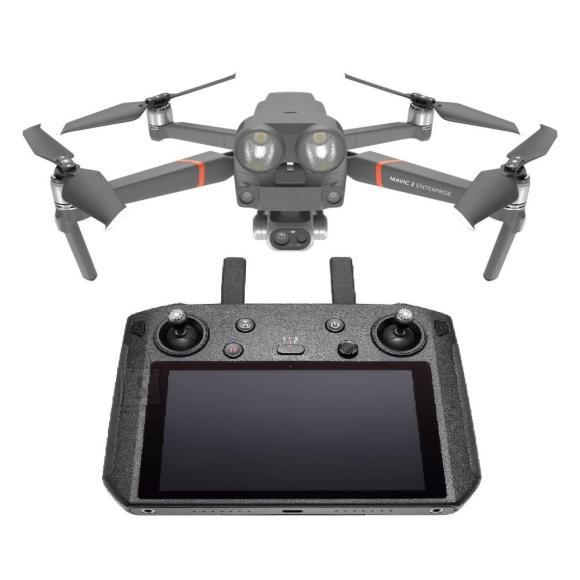 DJI Drone|DJI|Mavic 2 Enterprise Dual with Smart Controller|Enterprise|CP.EN.00000161.01