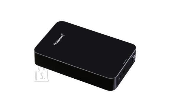 Intenso External HDD|INTENSO|Memory Center|4TB|USB 3.0|Black|6031512