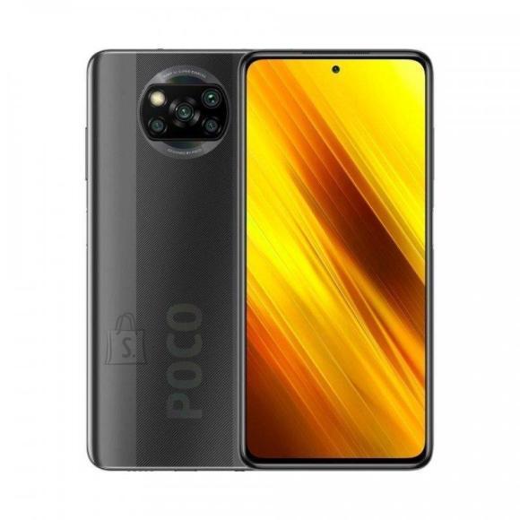 Xiaomi MOBILE PHONE POCO X3/64GB GREY MZB07TBEU XIAOMI